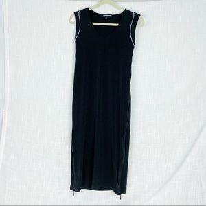 Anatomie Devia Side-Zip Sleeveless Travel Dress S